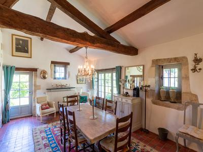 Delightful detached Charentaise Longère and gardens . 4 double bedrooms with en-suites plus plunge pool . Between Cognac and Saintes .