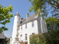 chateau for sale in MONFREVILLECalvados Normandy
