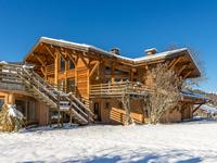 French ski chalets, properties in , Saint Gervais, Domaine Evasion Mont Blanc