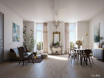 78760, 30 minutes from Paris, CLASSIFIED MH PATRIMONIAL UNIT, top-of-the-range 5/6-room apartment of 293.15 m2, in the heart of a listed 16th century Historic Monument, renovated according to the rules of Art and ready to move in summer 2023, offering a prestigious living environment, surrounded by gardens designed by Le Nôtre, within a walled park of 90 ha, also listed. Parking. Advantageous taxation for investors in love with France History