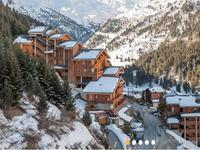 French ski chalets, properties in Meribel , Meribel, Three Valleys