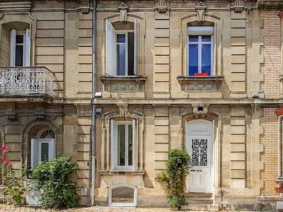 Saint-Genès, Bordeaux - 200 m² Traditional bourgeoise stone home