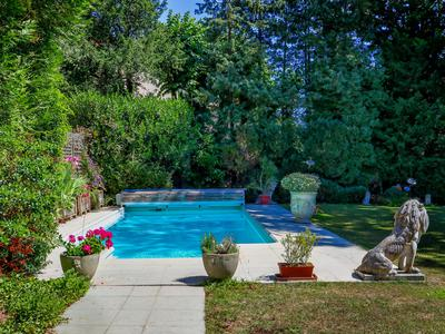 House with gardens and heated swimming pool for sale at SAINT LEU-LA-FORET (95320) – Val d'Oise