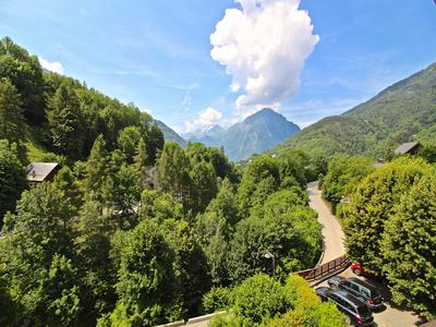 Magnificent Alpine Chateau 537m2 comprising 9 well-appointed individual apartments. The property also features a beautiful vaulted sitting room and spacious dining room with feature fireplace. The property sits on a private garden 6780m2 with garage and annexe and ample parking for 12 vehicles.   Located in the traditional Alpine village of Oz-en-Oisans in the Alpe d'Huez Grande Rousses ski area.