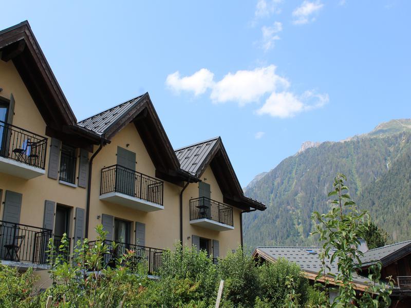 Appartement 2 pièces à vendre à CHAMONIX MONT BLANC (74400) -  Haute Savoie