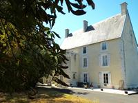 chateau for sale in CHEF BOUTONNEDeux_Sevres Poitou_Charentes