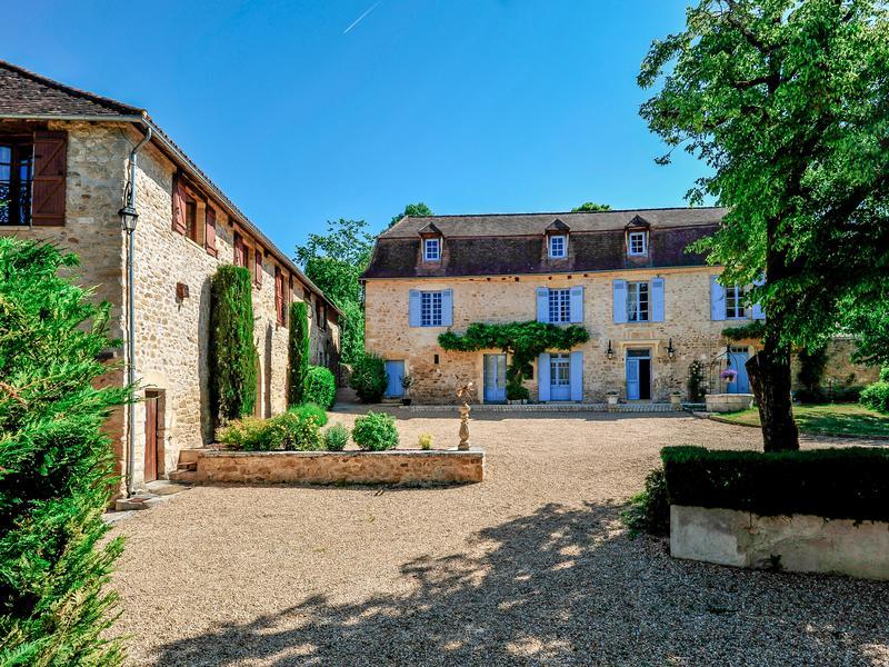 Chateau à vendre à CORGNAC SUR L ISLE(24800) - Dordogne