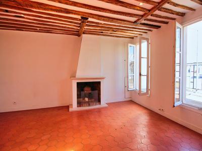 Ile Saint Louis near Notre Dame - 2 bedroom apartment with terrasse