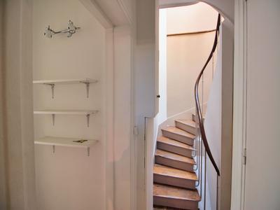 Votre terrasse sur l'Île Saint Louis - Duplex, 2 chambres au calme très lumineux en dernier étage