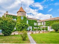 chateau for sale in CHAZELLESCharente Poitou_Charentes