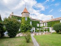 chateau for sale in CHAZELLESCharente Poitou_Charentes