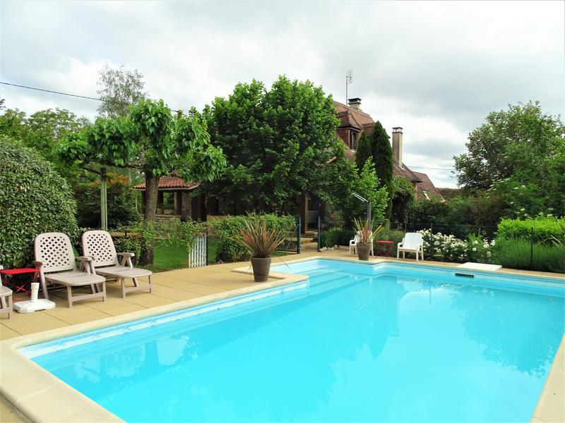 Maison à vendre à ST RABIER(24210) - Dordogne