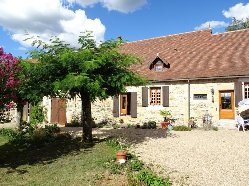Maison à vendre à NANTHEUIL(24800) - Dordogne