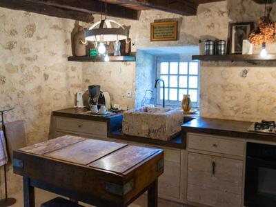 Exquisite 15th Century Logis and Equestrian Estate near Cognac