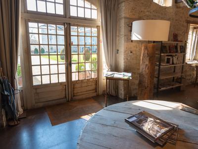 Une des plus belles demeures françaises de la Renaissance, 15ème siècle, complètement rénovée