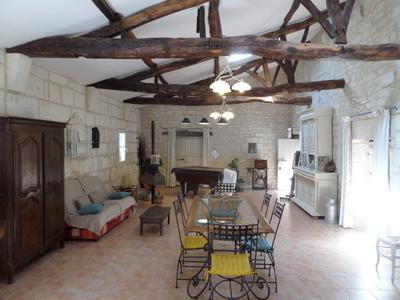 Buy a whole private hamlet of 4 detached houses and a heated in-ground pool set in over 14 acres of gardens and woodlands close to the town of 17100 Saintes close to the west coast of France in the sunny Charente Maritime!