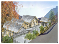 French property for sale in VAUJANY, Isere - €1,150,000 - photo 4