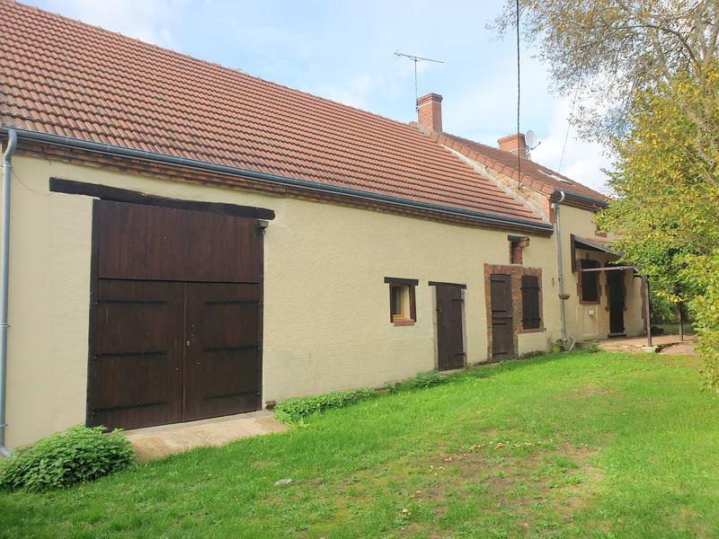 Maison à vendre à LA CELLETTE(23350) - Creuse