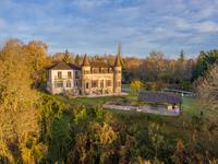 chateau for sale in MARCIACGers Midi_Pyrenees