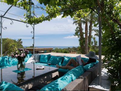 Ramatuelle - Pampelonne - A deux pas du Club 55 - Vue mer