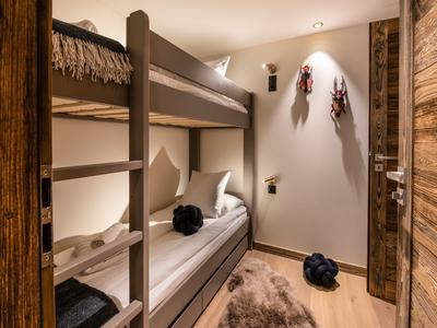 Fabulous 2-bedroom plus bunk room new build freehold apartment - Meribel Centre (save up to 20% TVA*  + approx. 5% purchase fees**)