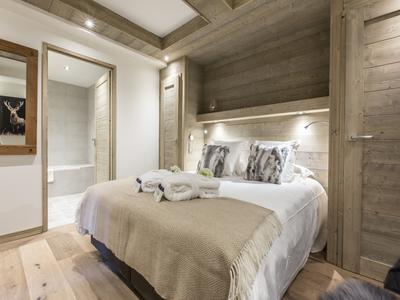 Fabulous 3-bedroom + bunkroom + spa new build freehold apartment- Meribel Centre (save up to 20% TVA*  + approx. 5% purchase fees**)