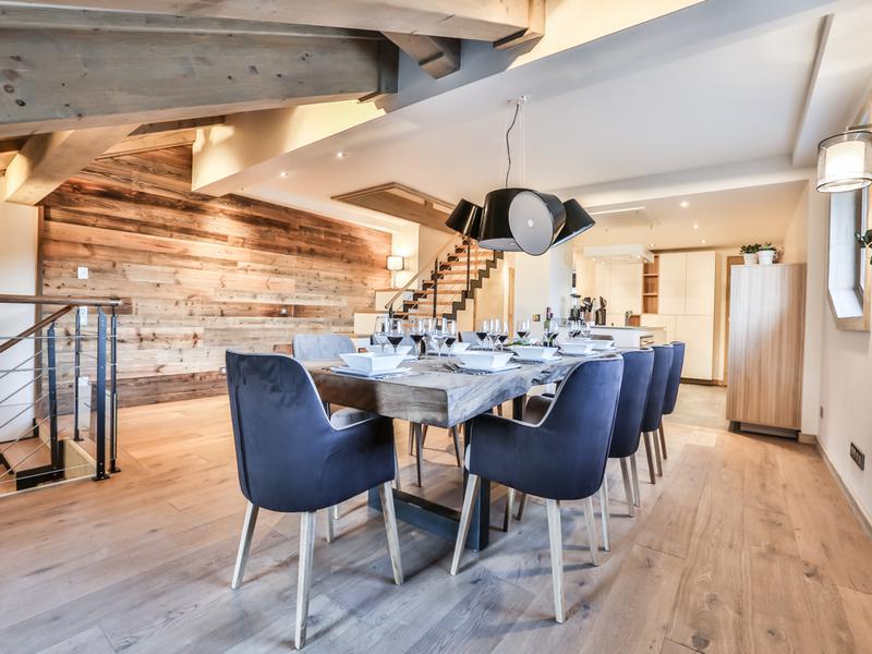 Appartement 6 pièces à vendre à MERIBEL (73550) -  Savoie