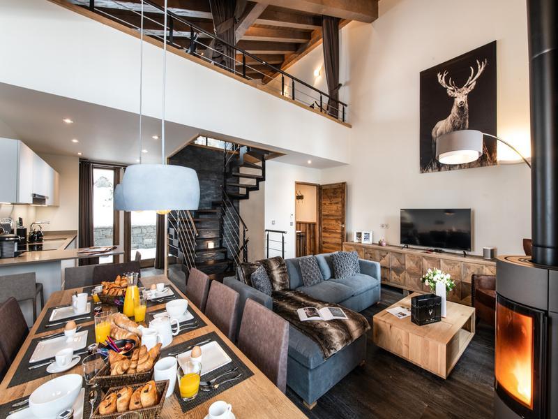 Appartement 5 pièces à vendre à MERIBEL (73550) -  Savoie