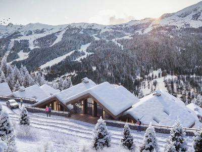 Splendid new build apartments and chalets ranging from 2 to 6 bedrooms.  Priced between €800,000 to €7,500,000 - freehold properties – fantastic location in Meribel Centre (save up to 20% TVA*  + approx. 5% purchase fees**)