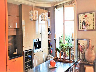 Elegant Haussmanian apartment 3 rooms 2 beds in a quiet area with all amenities Paris XII.