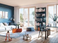 French property for sale in CLICHY, Hauts de Seine - €615,000 - photo 2