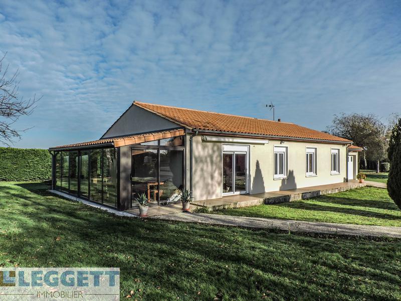 Maison à vendre à LA CHAPELLE BATON(86250) - Vienne