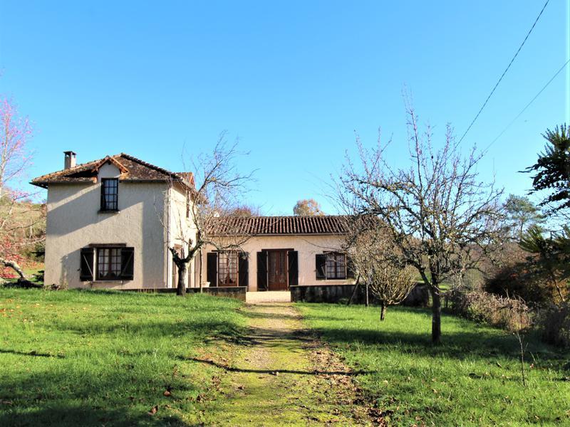 Maison à vendre à VILLARS(24530) - Dordogne