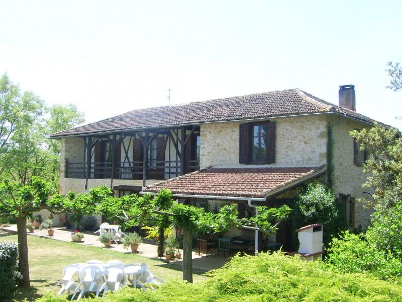 Maison vendre en midi pyrenees gers labejan grande for Acheter maison gers