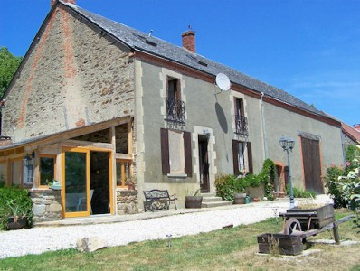 French property, houses and homes for sale in FRESSELINES Creuse Limousin