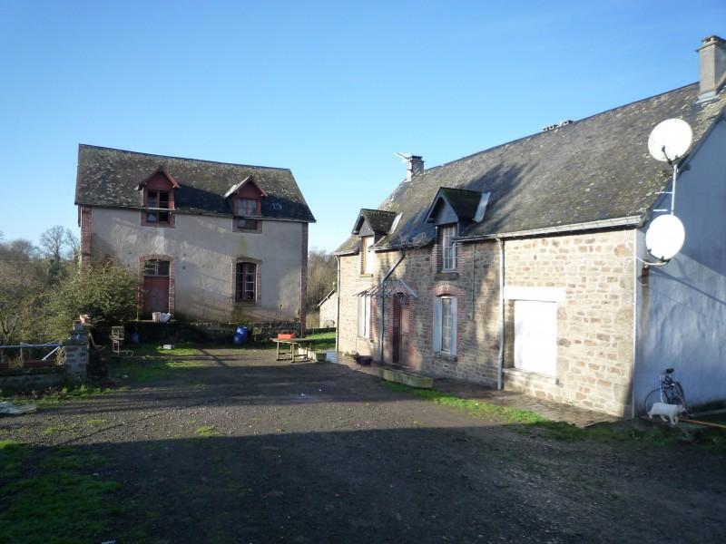 Moulin vendre en pays de la loire mayenne brece un for Acheter une maison pas cher en ile de france