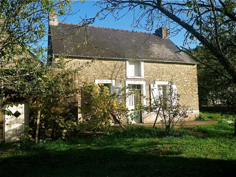 House for sale in allaire morbihan house stone barn numerous outbuildings to renovate - Maison a vendre a petit prix ...