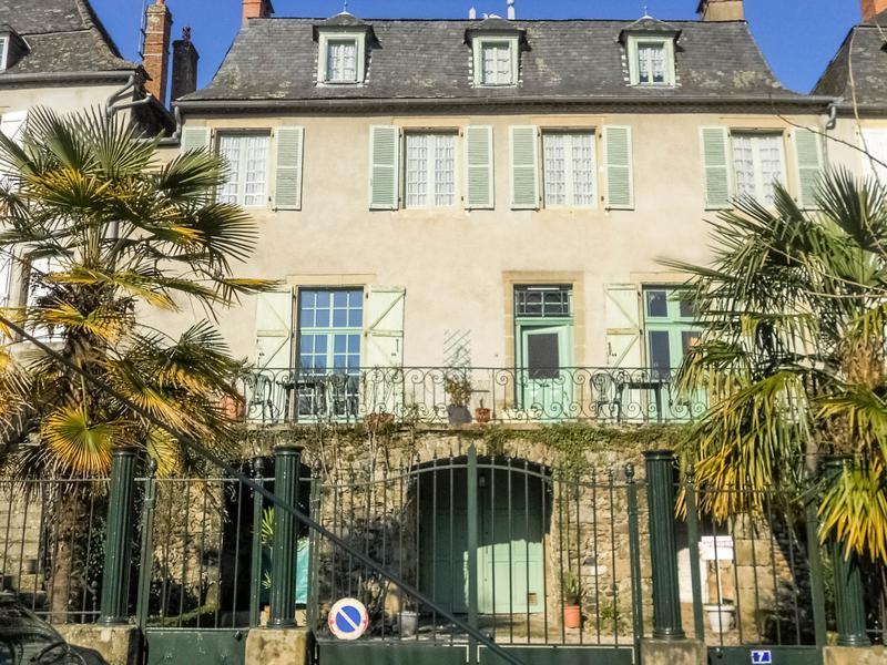 Maison vendre en limousin correze beaulieu sur - Maison a vendre en correze ...