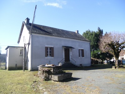French property, houses and homes for sale in Pompadour Correze Limousin