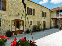 French property for sale in AUJAC, Charente Maritime - €355,100 - photo 2