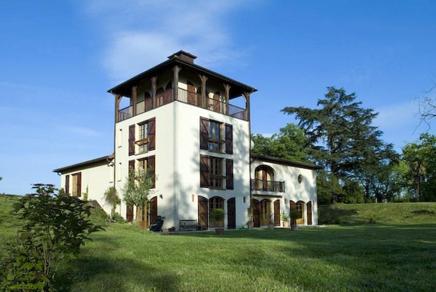 Maison vendre en midi pyrenees gers viella maison for Acheter maison gers