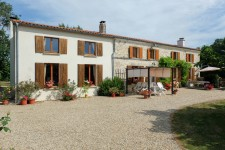 French property, houses and homes for sale in Bercloux Charente_Maritime Poitou_Charentes