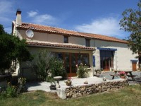 French property, houses and homes for sale in ECURAS Charente Poitou_Charentes