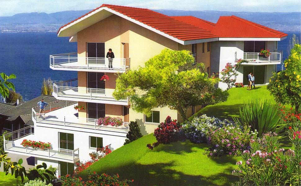 Maison à vendre à  (74500) - Haute Savoie