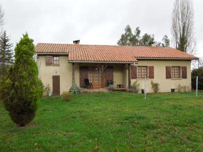 Maison vendre en midi pyrenees gers prechac sur adour for Achat maison france sud