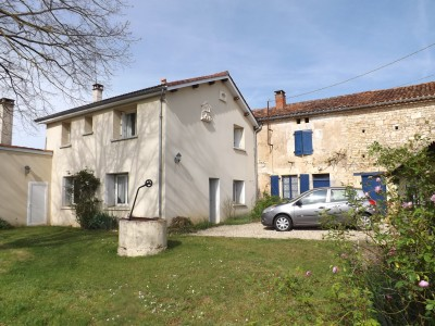 French property, houses and homes for sale in VENTOUSE Charente Poitou_Charentes