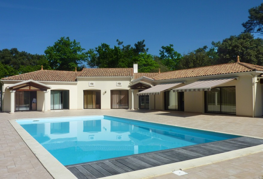 House for sale in la tremblade charente maritime - La plus belle piscine de france ...