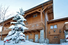 latest addition in Meribel Les Allues Savoie