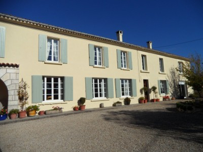 French property, houses and homes for sale in ARS Charente Poitou_Charentes