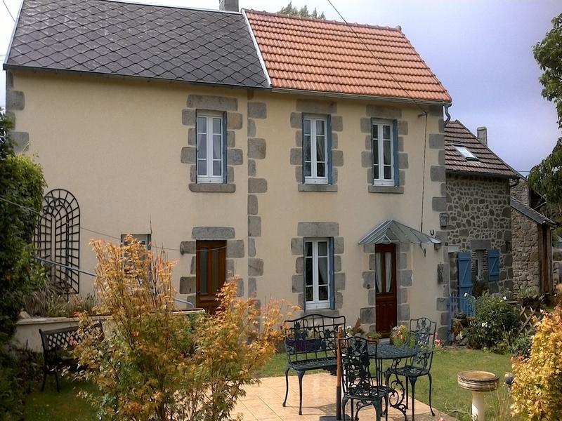 Maison à vendre à LA SAUNIERE(23000) - Creuse